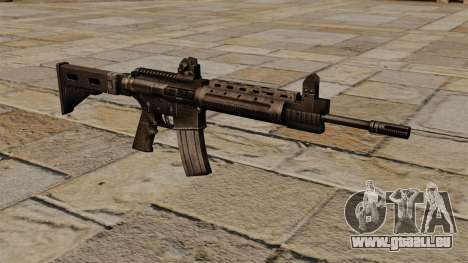 Le fusil d'assaut LR-300 pour GTA 4