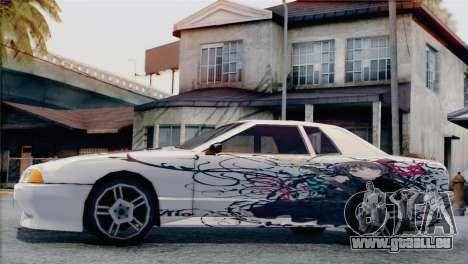 Mio Akiyama Elegy pour GTA San Andreas