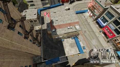 Dérive autour de la ville pour GTA 4