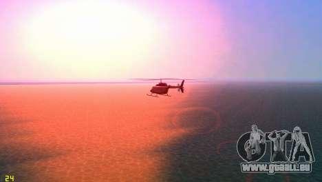 Sun effects für GTA Vice City fünften Screenshot