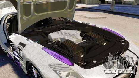 Mercedes Benz SLS AMG 2011 v3.0 [EPM] für GTA 4 Unteransicht
