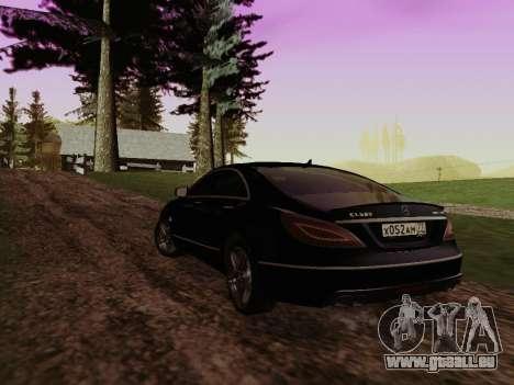 SA_RaptorX v1. 0 für schwache PC für GTA San Andreas fünften Screenshot