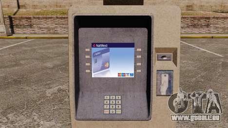 NatWest-Geldautomat für GTA 4