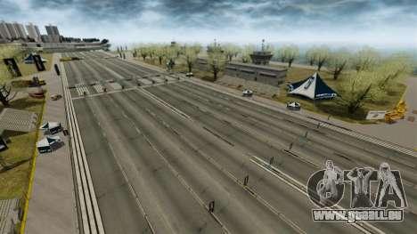 Euro Drag Strip pour GTA 4 troisième écran