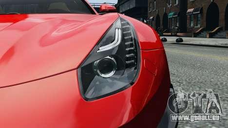 Ferrari F12 Berlinetta 2013 Modified Edition EPM für GTA 4 Seitenansicht