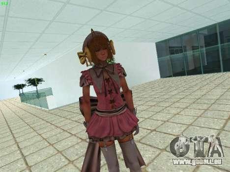 Juliet Starling für GTA San Andreas dritten Screenshot