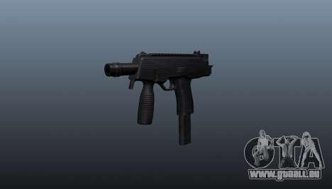 Automatische Pistole TMP für GTA 4