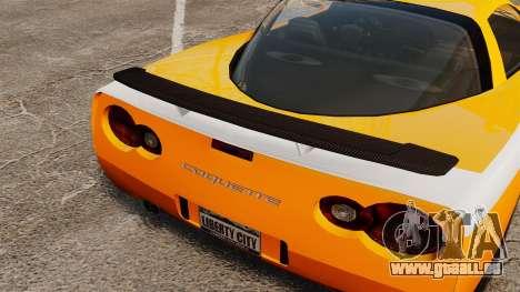 Extreme Spoiler Adder 1.0.4.0 für GTA 4 fünften Screenshot