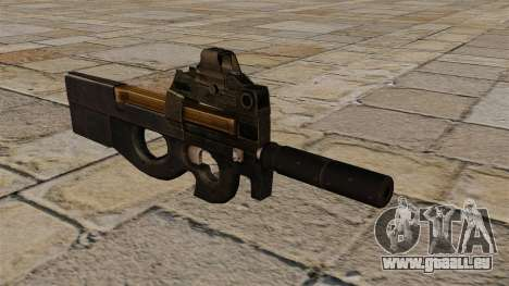 P90 mitraillette de nouveau pour GTA 4