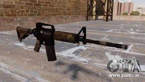 Automatische M4 Karabiner für GTA 4