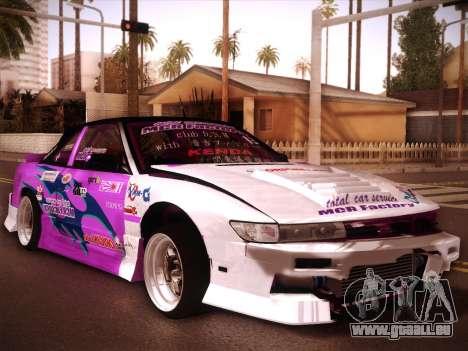 Nissan S13 Burst für GTA San Andreas