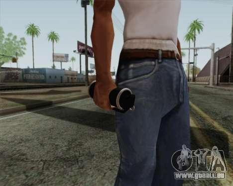 HD-Angriff-Granate für GTA San Andreas