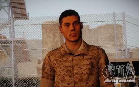 David Montes pour GTA San Andreas