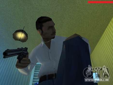 Colt Python für GTA San Andreas dritten Screenshot