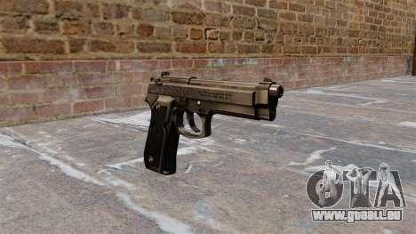 Beretta M92FS pistolet pour GTA 4