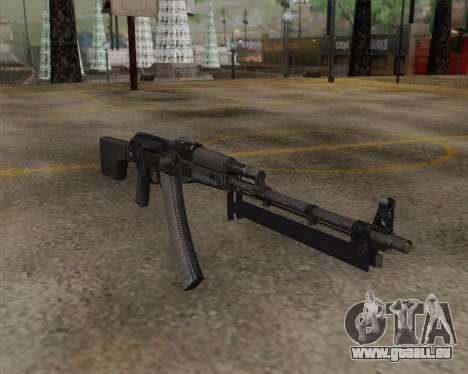 AK-103 pour GTA San Andreas