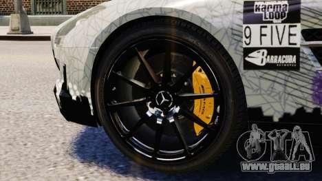 Mercedes Benz SLS AMG 2011 v3.0 [EPM] für GTA 4 Seitenansicht