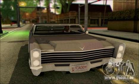 Cadillac Deville Lowrider 1967 für GTA San Andreas