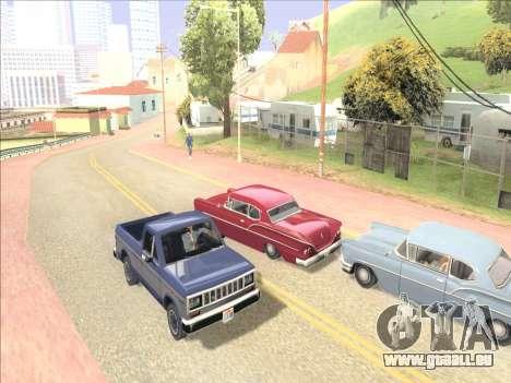 ENB nur Reflexion über Maschinen für GTA San Andreas fünften Screenshot