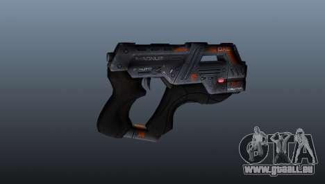 Pistolet M6 Carnifex pour GTA 4 troisième écran