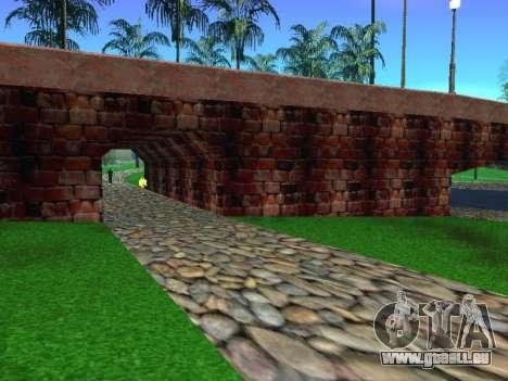 Glen Park für GTA San Andreas dritten Screenshot