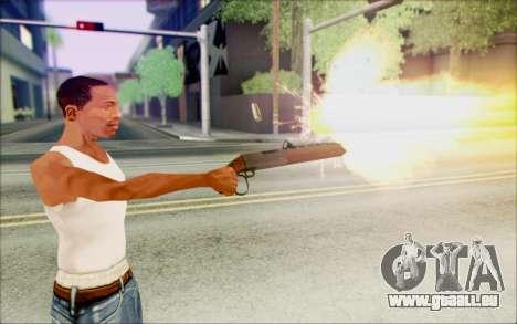 EMSSS-12 Schrotflinte für GTA San Andreas zweiten Screenshot