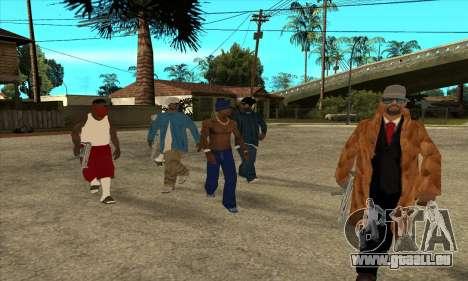 Nigga Collection pour GTA San Andreas troisième écran