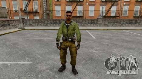 Moyen-Orient terroriste Elite Crew pour GTA 4