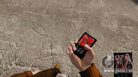 Gurren Lagann Design für Ihr Handy für GTA 4