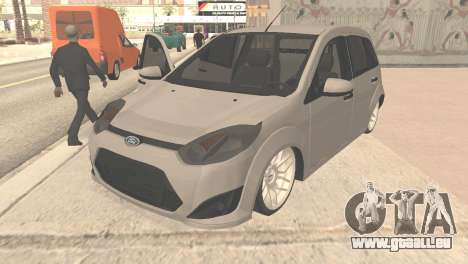 Ford Fiesta Rocam Edit für GTA San Andreas
