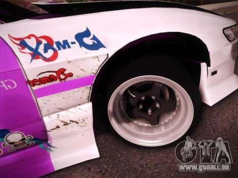 Nissan S13 Burst für GTA San Andreas Innen