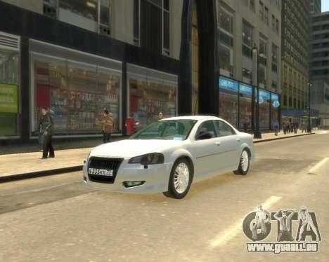 GAZ Volga Sajber pour GTA 4