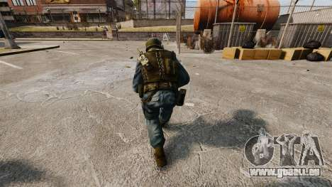 Französisch GIGN commando für GTA 4 dritte Screenshot