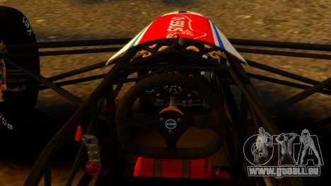 Formula Ford 1600 v1.0 für GTA 4 hinten links Ansicht