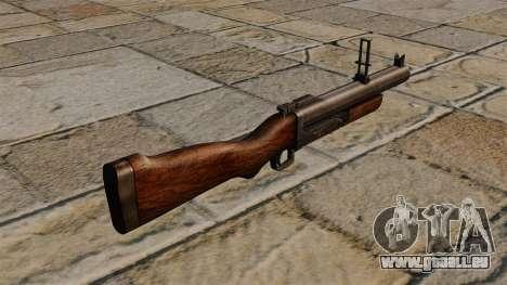 M79 Granatwerfer für GTA 4 Sekunden Bildschirm