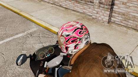 Eine Sammlung von Helme Arai v2 für GTA 4 weiter Screenshot