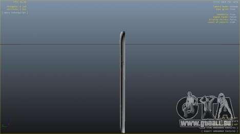 Samsung Galaxy S3 pour GTA 4 septième écran