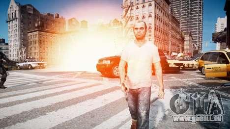 Trevor Fillips from GTA V pour GTA 4 secondes d'écran