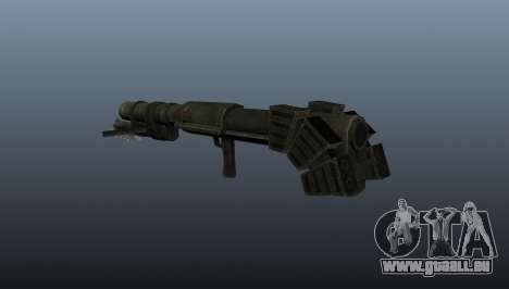 Raketenwerfer für GTA 4 Sekunden Bildschirm