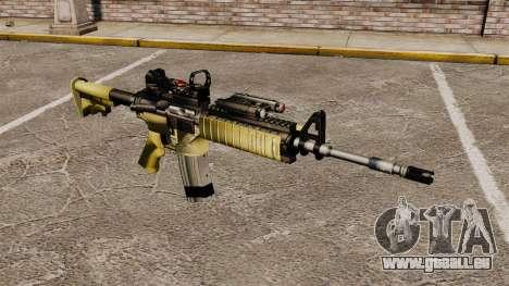 Automatiques M4 Red Dop v2 pour GTA 4
