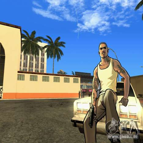 New HD Loadscreen pour GTA San Andreas