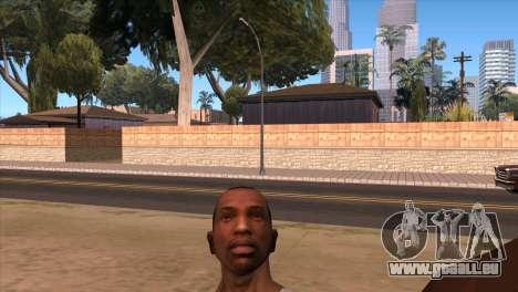 La caméra dans GTA V pour GTA San Andreas