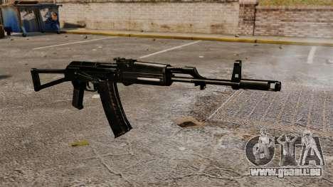 V9 de l'AK-47 pour GTA 4