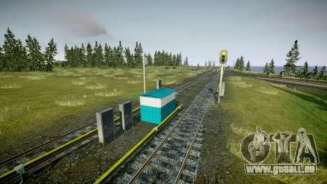 Kriminelle Russland RAGE v1. 4 für GTA 4 neunten Screenshot
