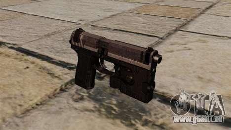 Pistolet semi-automatique H & K MK23 Socom pour GTA 4