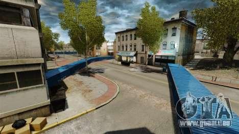 Dérive autour de la ville pour GTA 4 troisième écran