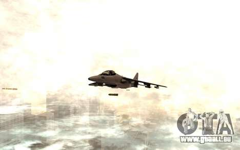 Die neue Rakete für GTA San Andreas zweiten Screenshot