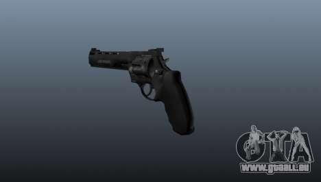 Raging Bull-Revolver für GTA 4 Sekunden Bildschirm
