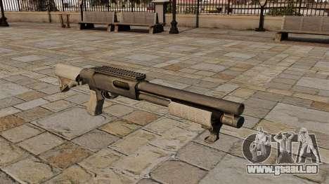 Fusil à pompe Remington 870 pour GTA 4