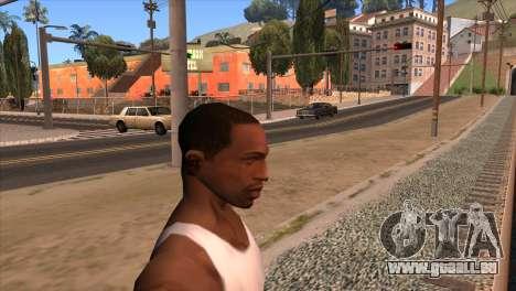 La caméra dans GTA V pour GTA San Andreas deuxième écran